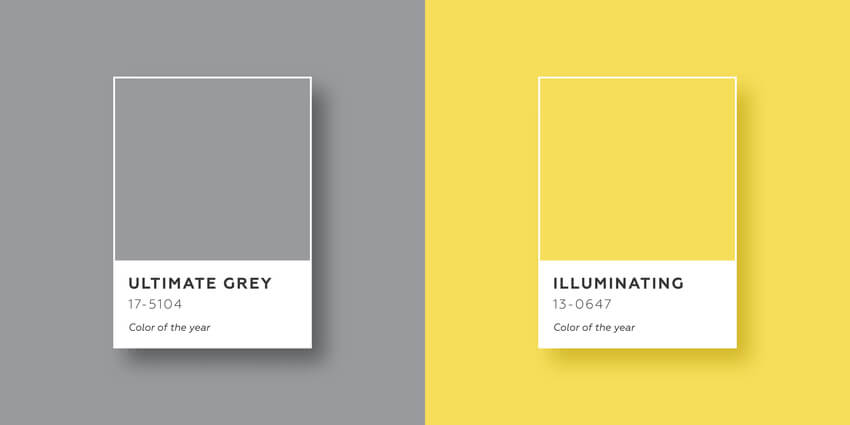 Grey + Yellow For 2021